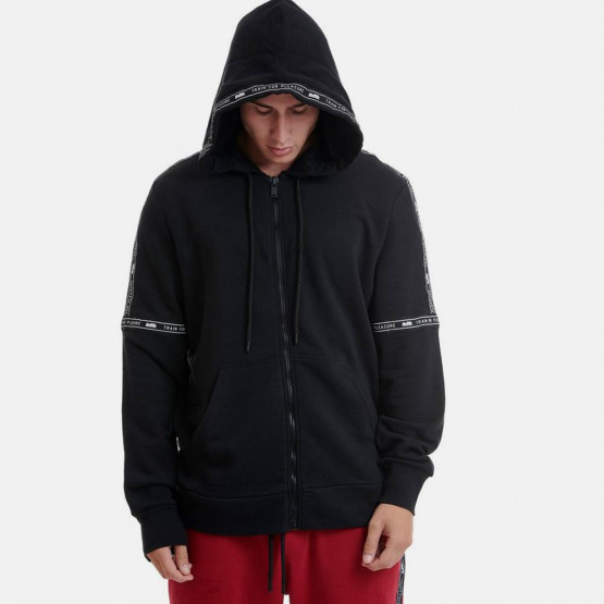 BODYTALK PARKOURM ZIP HOODED SWEATER  70%CO 30%PES
