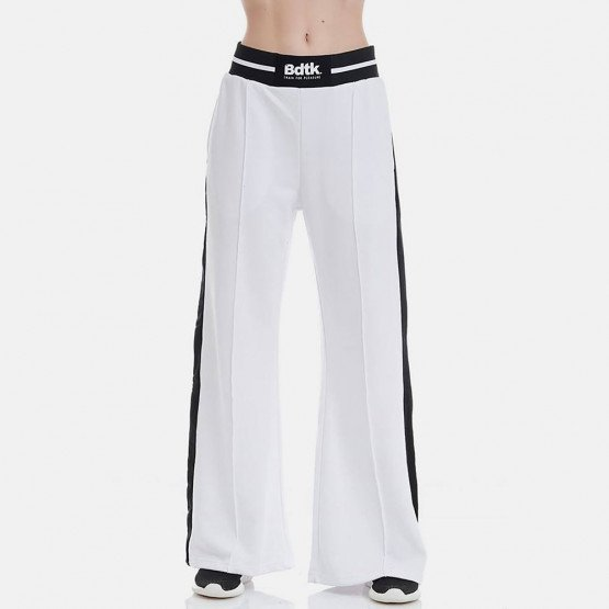 BODYTALK FIGHTCLUBW WIDE LEG PANTS - MEDIUM CROTCH