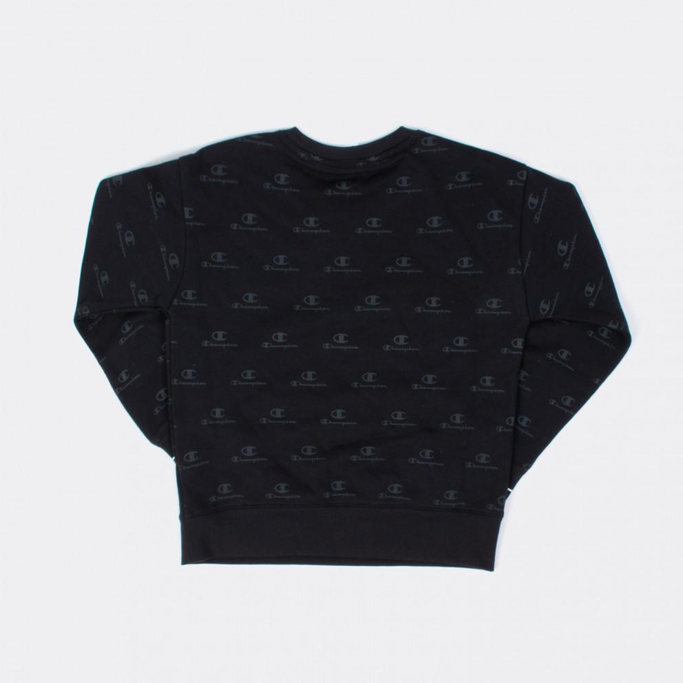 Champion Crewneck Kids' Sweatshirt