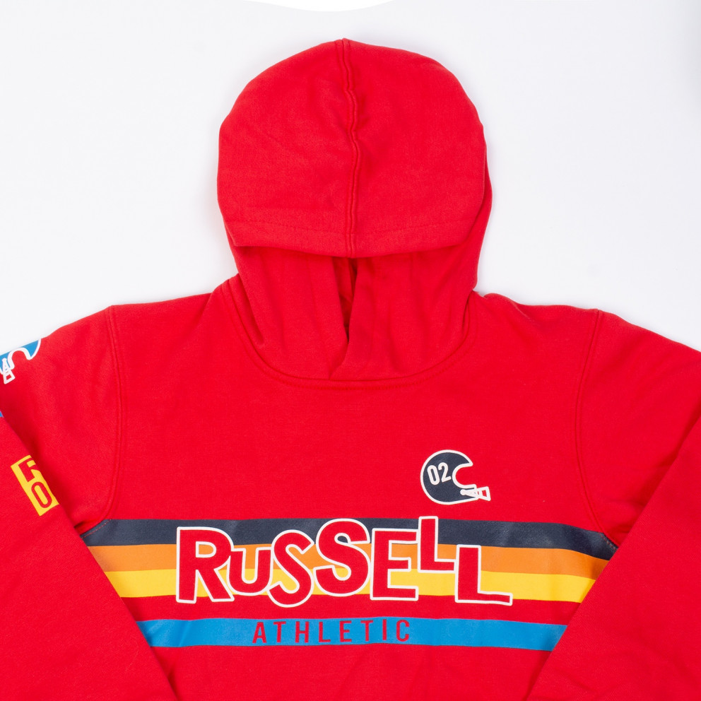 Russell Striped-Pull Over Παιδικό Φούτερ