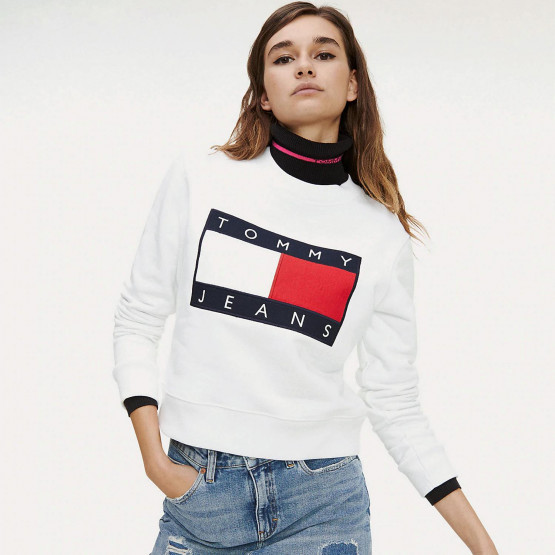 Tommy Jeans Tommy Flag Crew