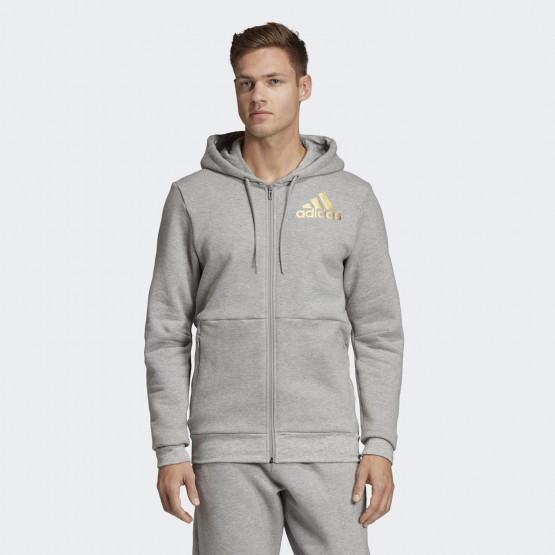 adidas Performance Men's Sport Id Full-Zip Hoodie