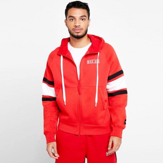Nike Sportsweat Air Men's Full Zip Fleece Hoodie