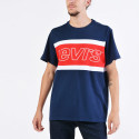 Levis Ss Color Block Tee Jersey Colo