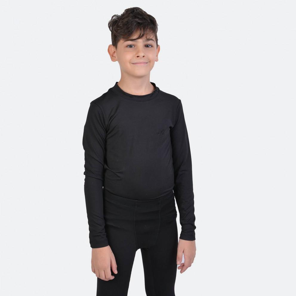 Target Παιδικo T-Shirt M/m Ισοθερμικο Polyester