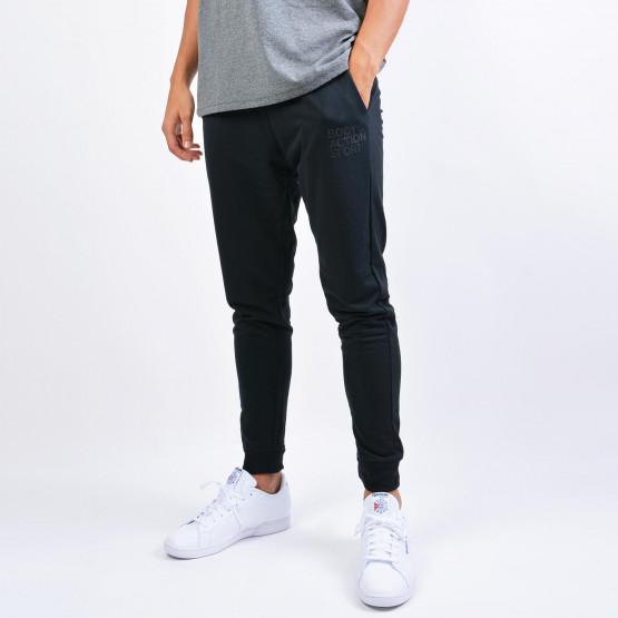 Body Action Basic Sweatpants - Ανδρική Φόρμα