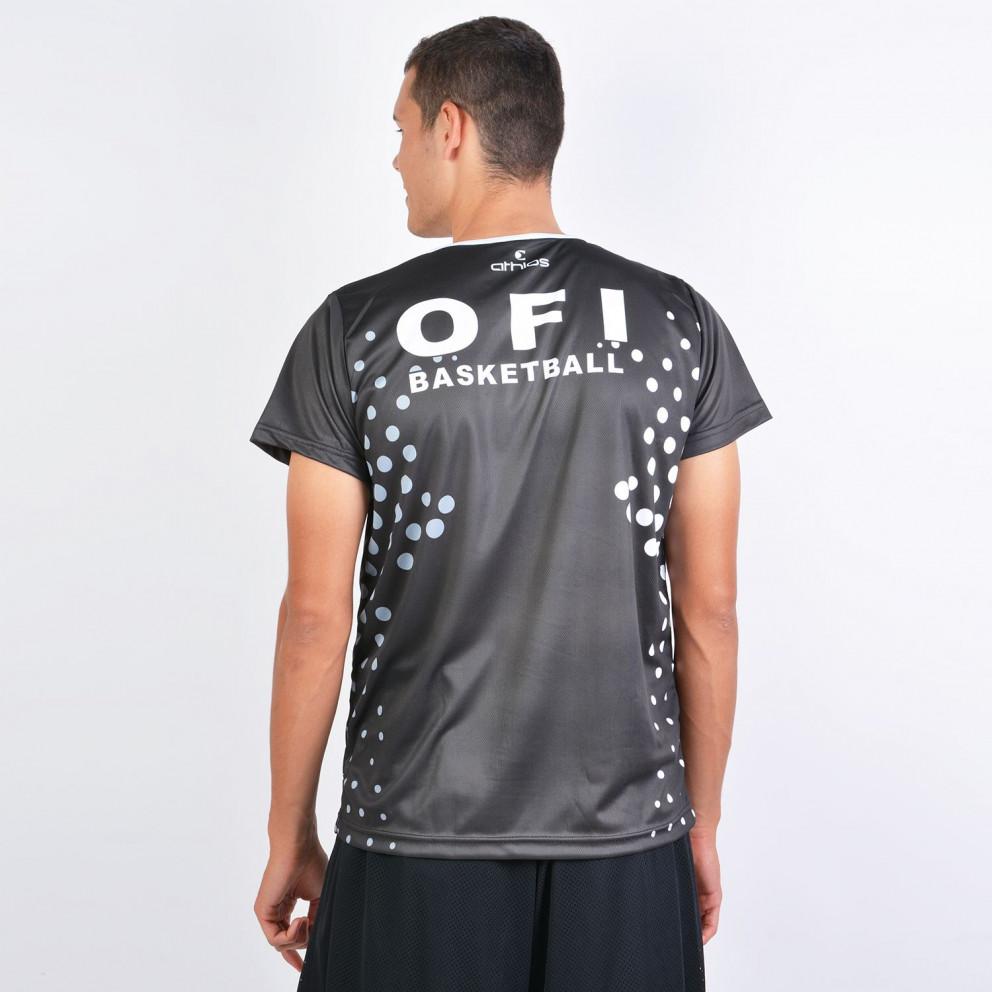 Athlosport x OFI Crete F.C. Men's Football Jersey