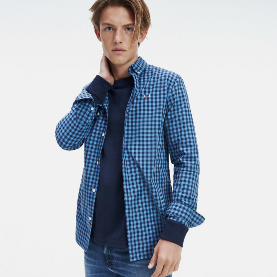 Tommy Jeans Gingham Shirt