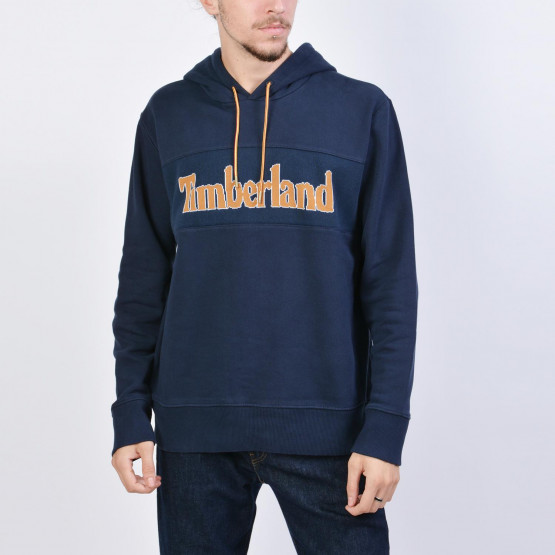 Timberland Connecticut River Heritage Cut And Sew Logo Hoodie