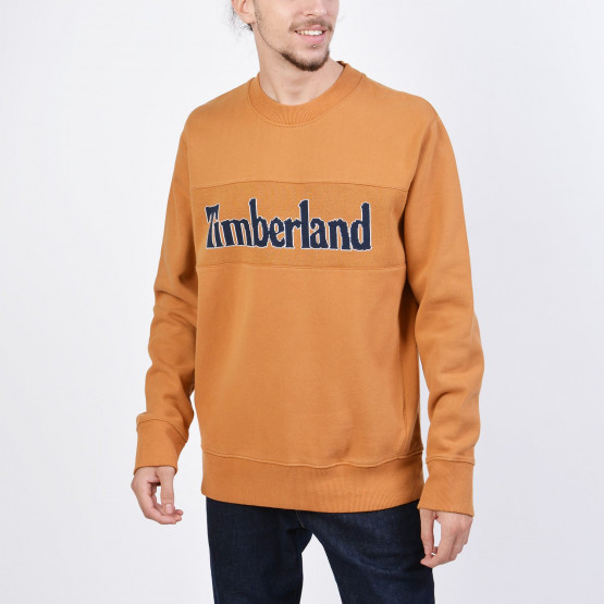 Timberland Connecticut River Heritage Cut and Sew Logo Sweatshirt