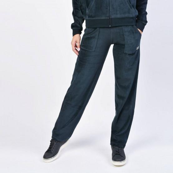 Body Action Basic Velour Pants