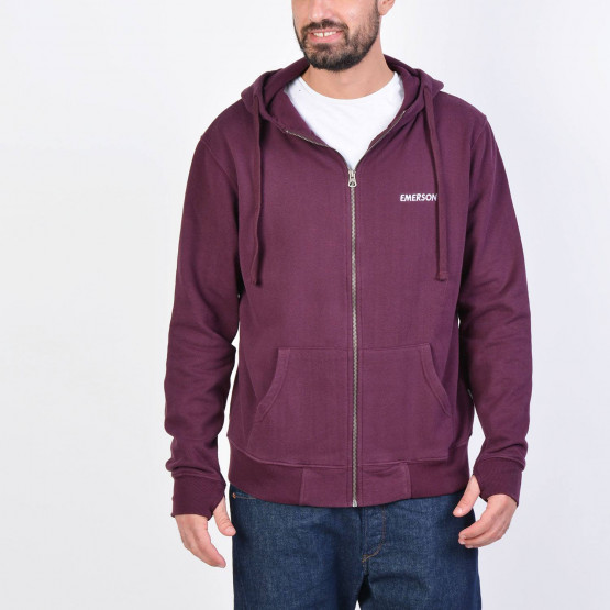Emerson Hooded Zip Up Sweat - Ανδρική Ζακέτα
