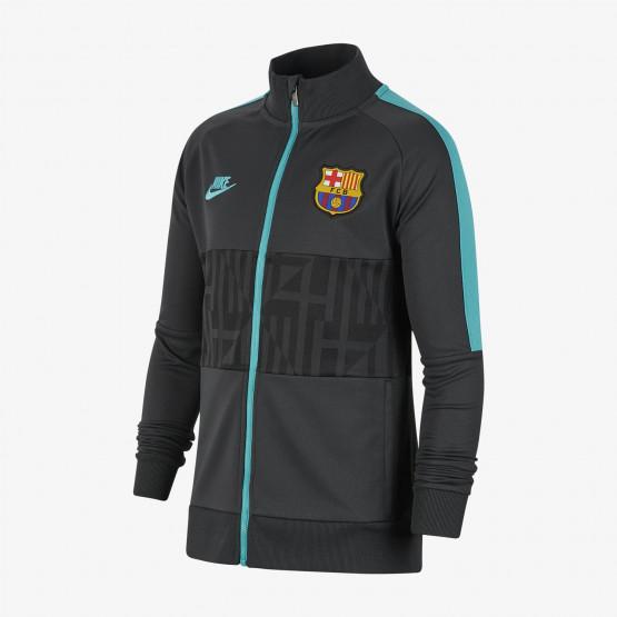 Nike FC Barcelona Older Kids' Jacket - Παιδική Ζακέτα