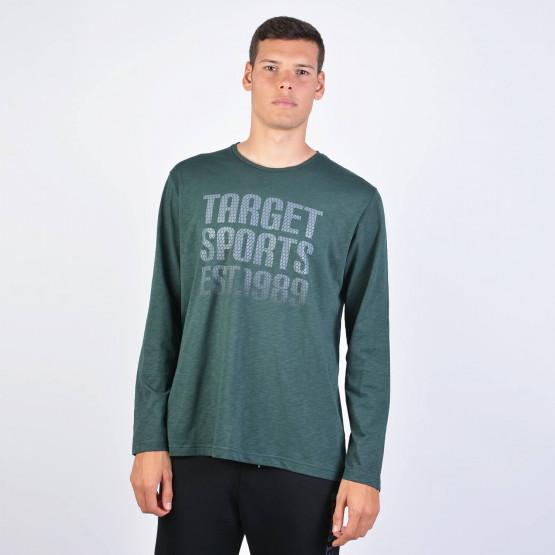 "Target T-SHIRT M/M ΚΑΛΤΣΑ ΦΛΑΜΜΑ ""TARGET SPORTS"""