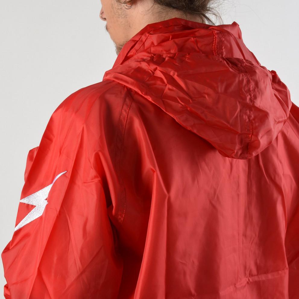 Zeus Rain Jacket Rain- Ανδρικό Μπουφάν Για Ποδόσφαιρο
