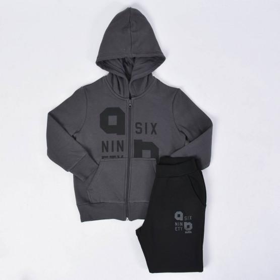 BodyTalk Kids' Zipped Hoodie & Jogger Pants Set