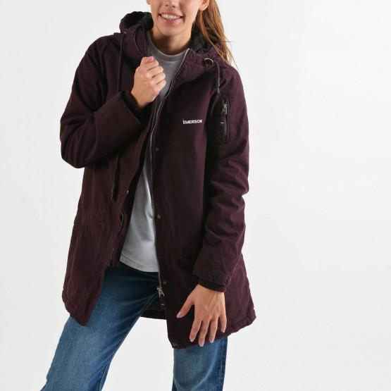 Emerson Women's Long Washed Jacket