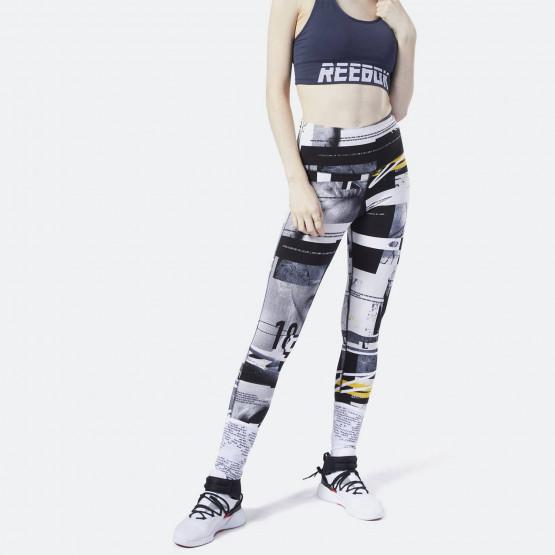 Reebok Sport WOR GFC AOP LEGGING