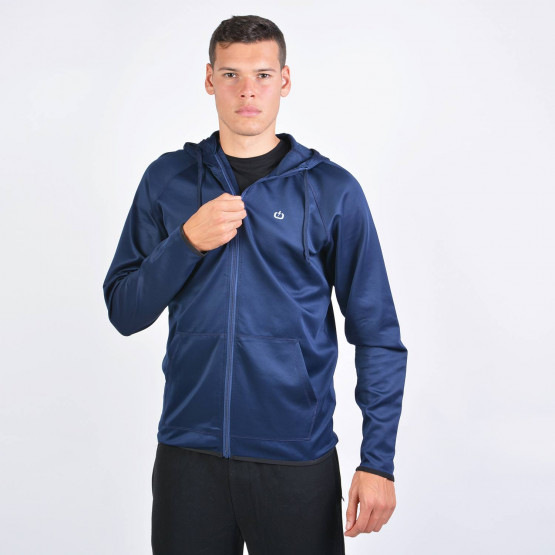 Emerson Men's Hooded Zip up Track Jacket