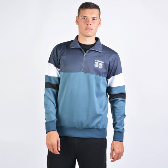 Emerson Men's Half-Zip Track Pullover