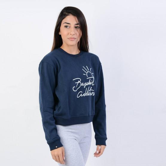 Basehit Women's Neckline Sweats