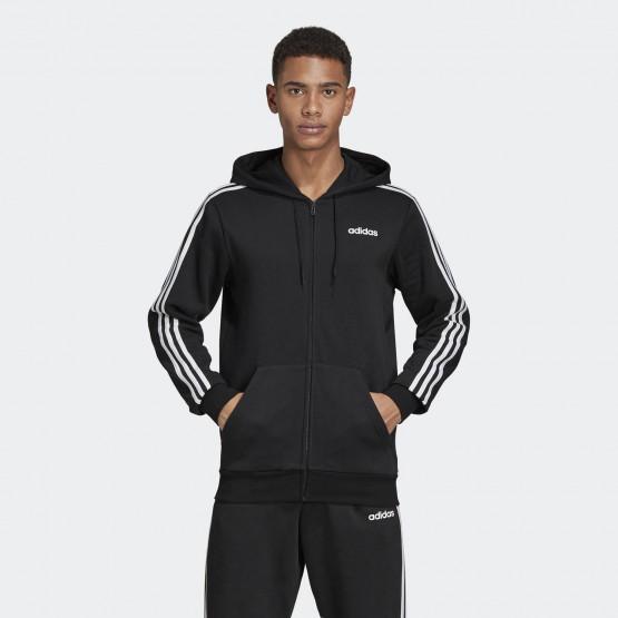 adidas Performance Essentials 3-Stripes Men's Fleece Hoodie