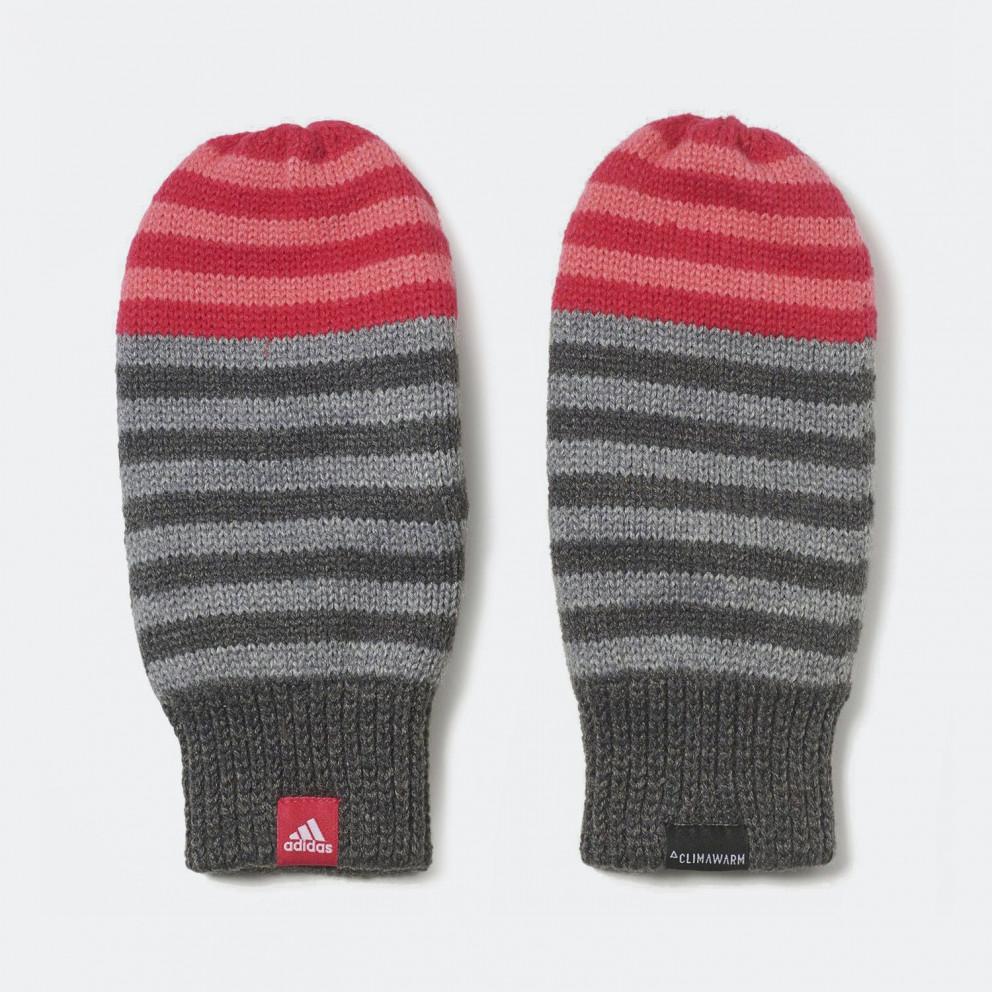 adidas Performance Stripy Mittens