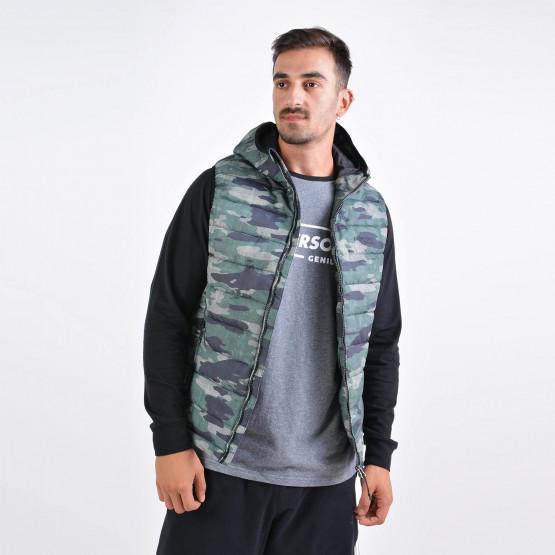 Emerson Men's Vest Jacket - Ανδρικό Γιλέκο