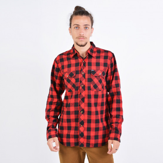 Emerson Men's Flannel Shirts