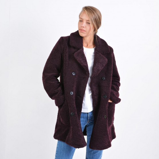 Emerson Women's Fake Fur Coat
