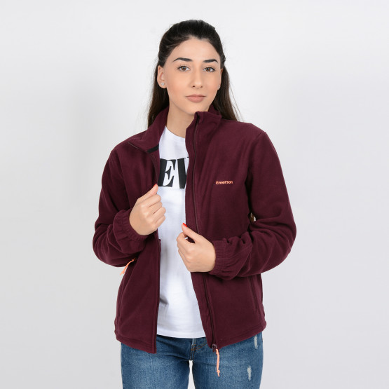 Emerson Women's Zip Up Fleece Jacket