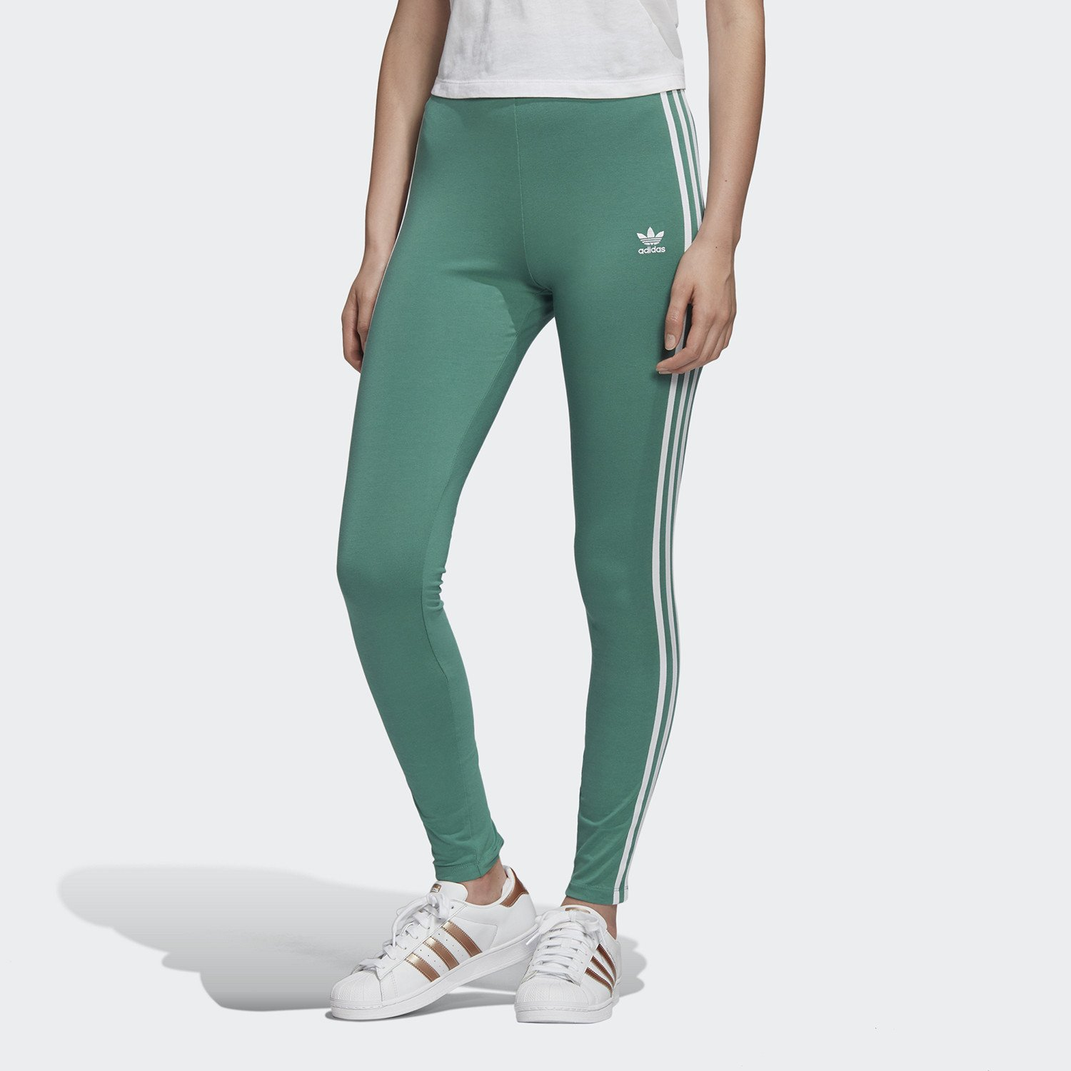 adidas Originals Adicolor 3-Stripes Leggings (9000045492_31399)