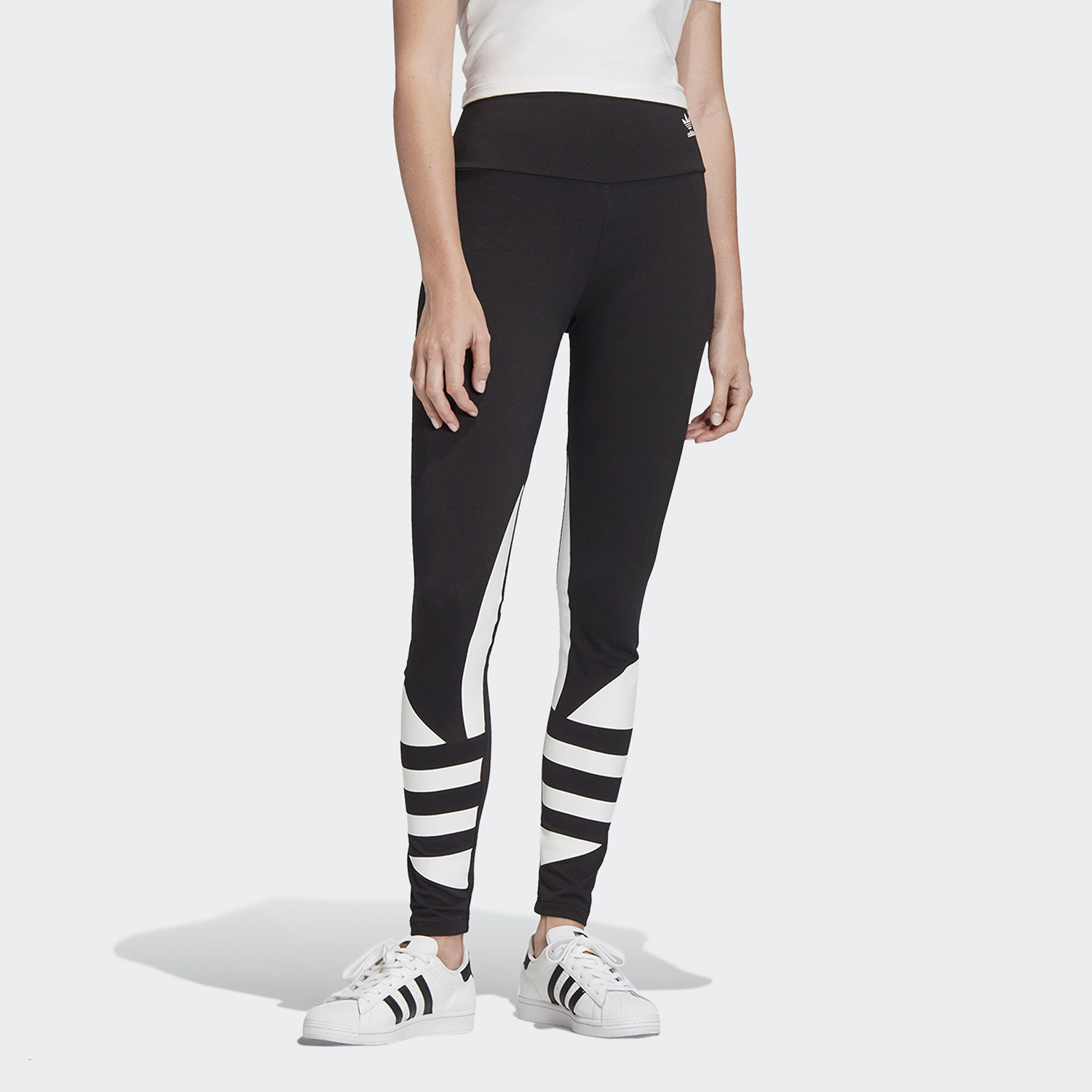adidas Originals Large Logo Women's Tights (9000045806_1480)