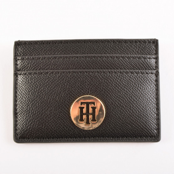 Tommy Jeans Classic Saffiano Credit Card Holder