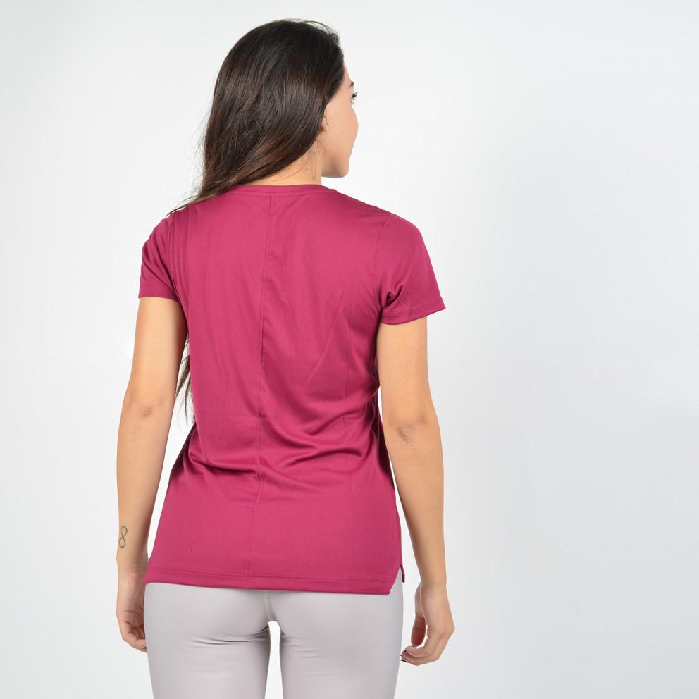 Asics Silver Women's T-Shirt