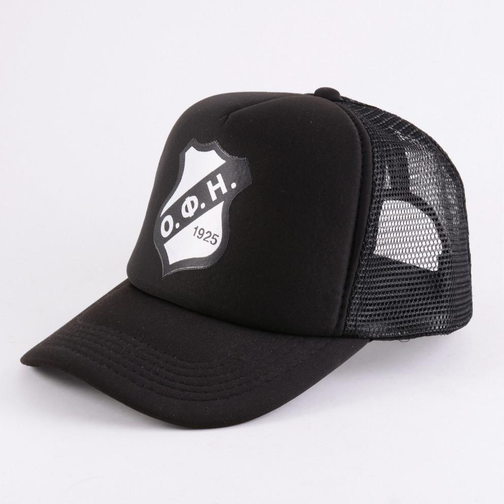 OFI Crete F.c. Big Logo Trucker Hat
