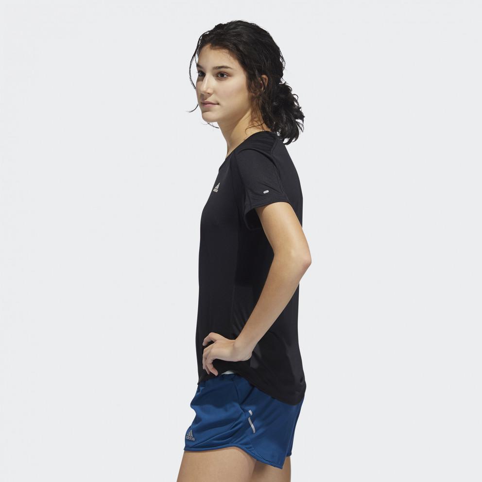 adidas Performance Run It 3-Stripes Fast Women's T-Shirt