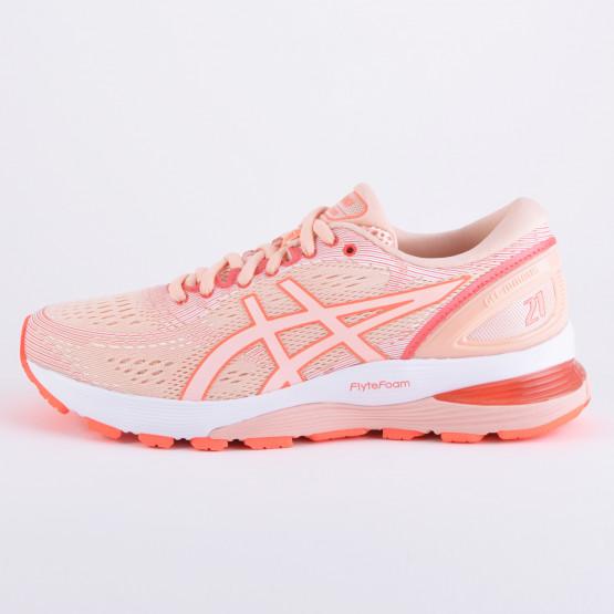 Asics Gel-Nimbus 21 - Γυναικεία Παπούτσια