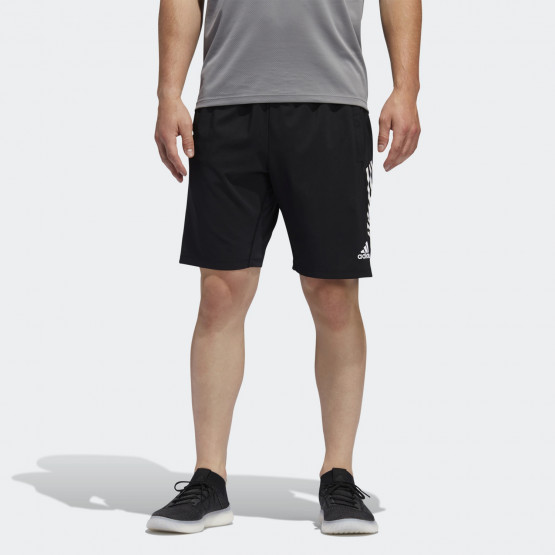 Adidas 4Krft 3-Stripes 9-Inch Men's Shorts