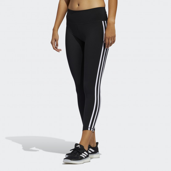 adidas Performance Believe This 3-Stripes 7/8 Tights