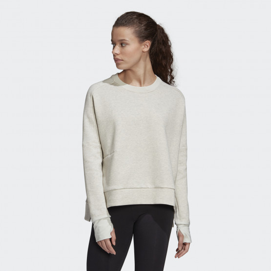 Adidas Must Haves Versatility Crew Sweatshirt