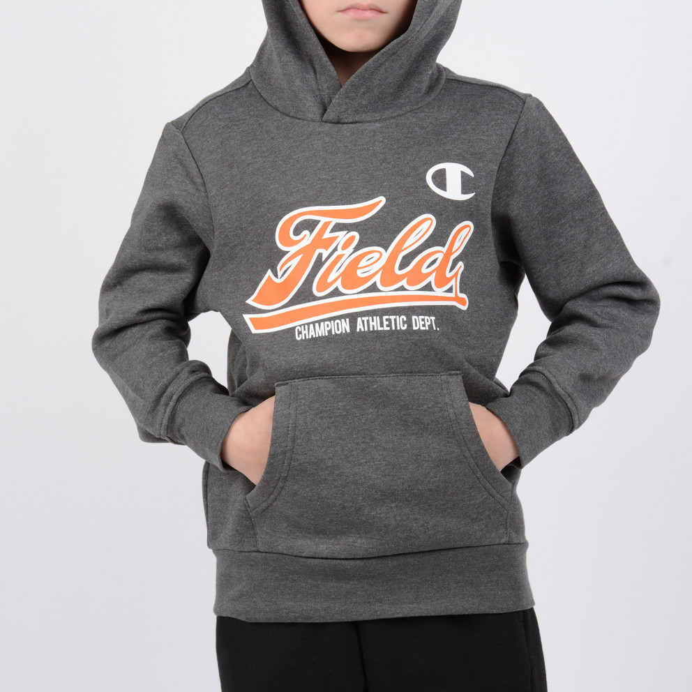 Champion Hooded Kids' Sweatshirt