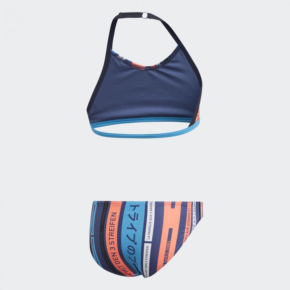 Adidas Girl's Graphic Bikini