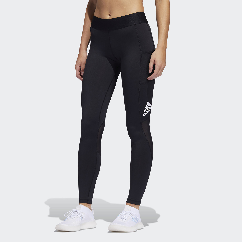 adidas Performance Alphaskin Long Γυναικείο Κολάν (9000045103_1480)