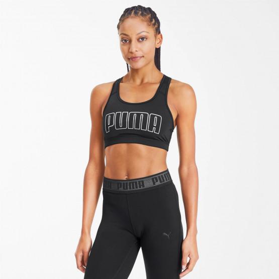Puma 4Keeps Women's Mid Impact Bra