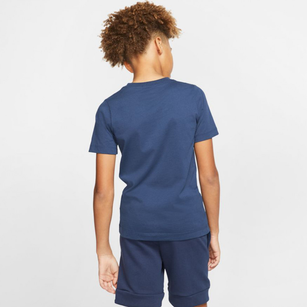 Nike Sportswear Kids' T-Shirt Swoosh For Life
