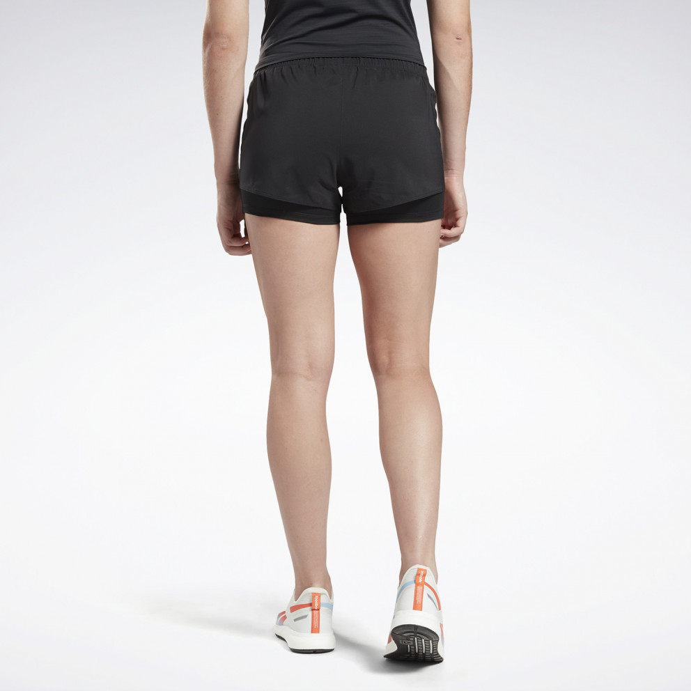 Reebok Sport Running Essentials Two-In-One Shorts
