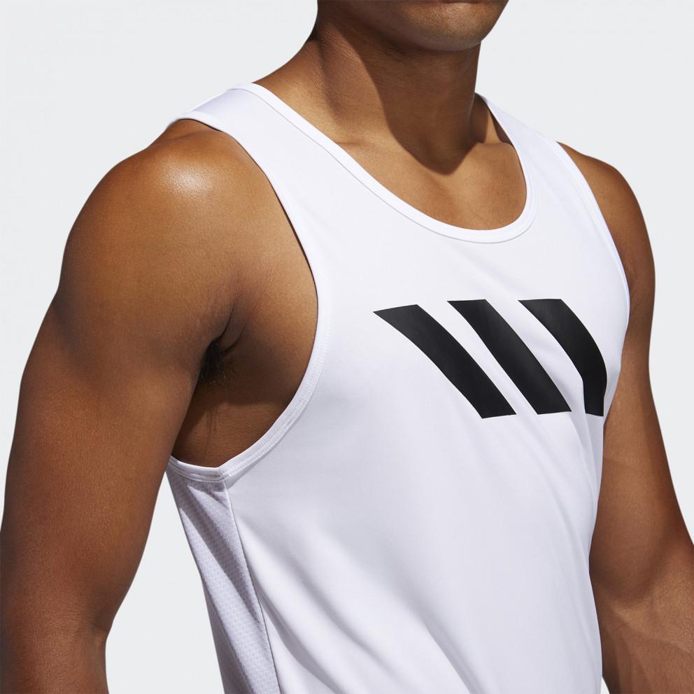 adidas Performance Sport 3-Stripes Men's Tank Top