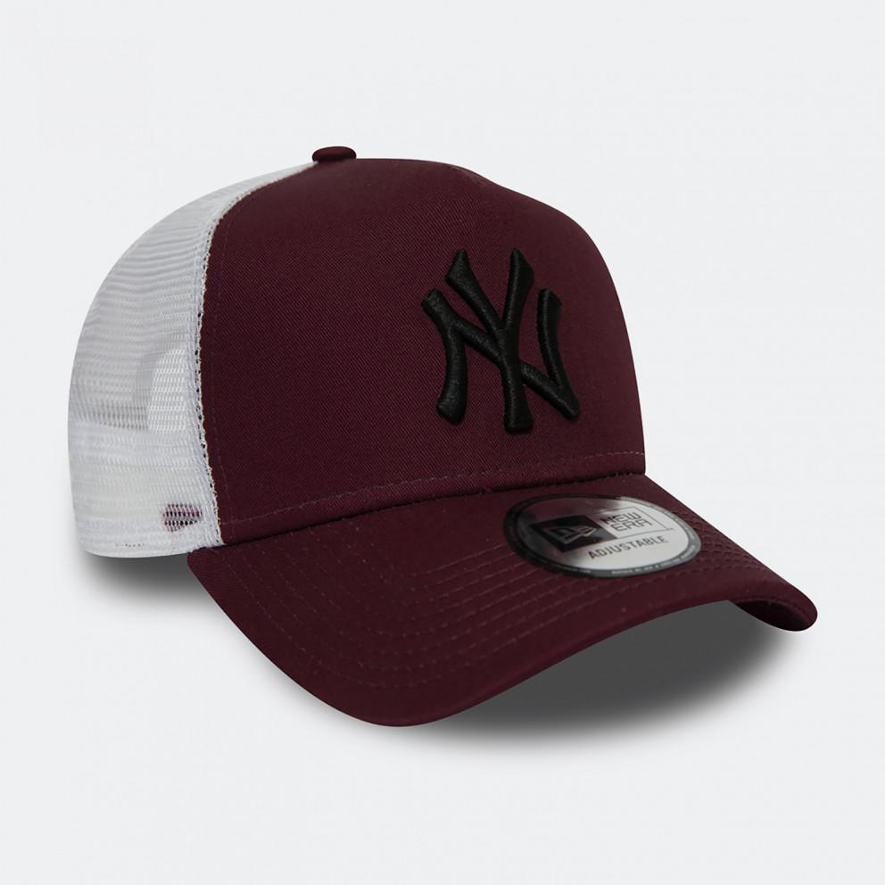 New Era LeaGUe Essential Trucker New York Yankees Unisex Hat
