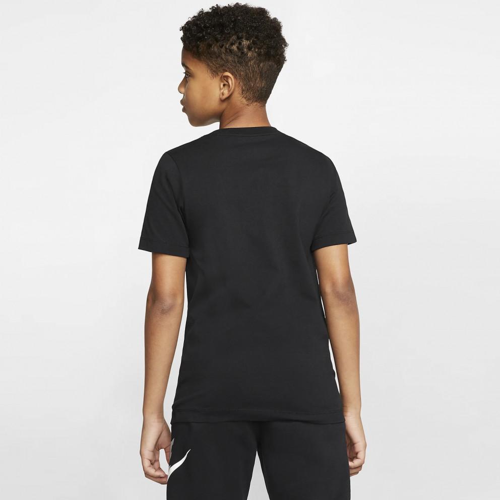 Nike Sportswear Swoosh For Life Kids' T-Shirt